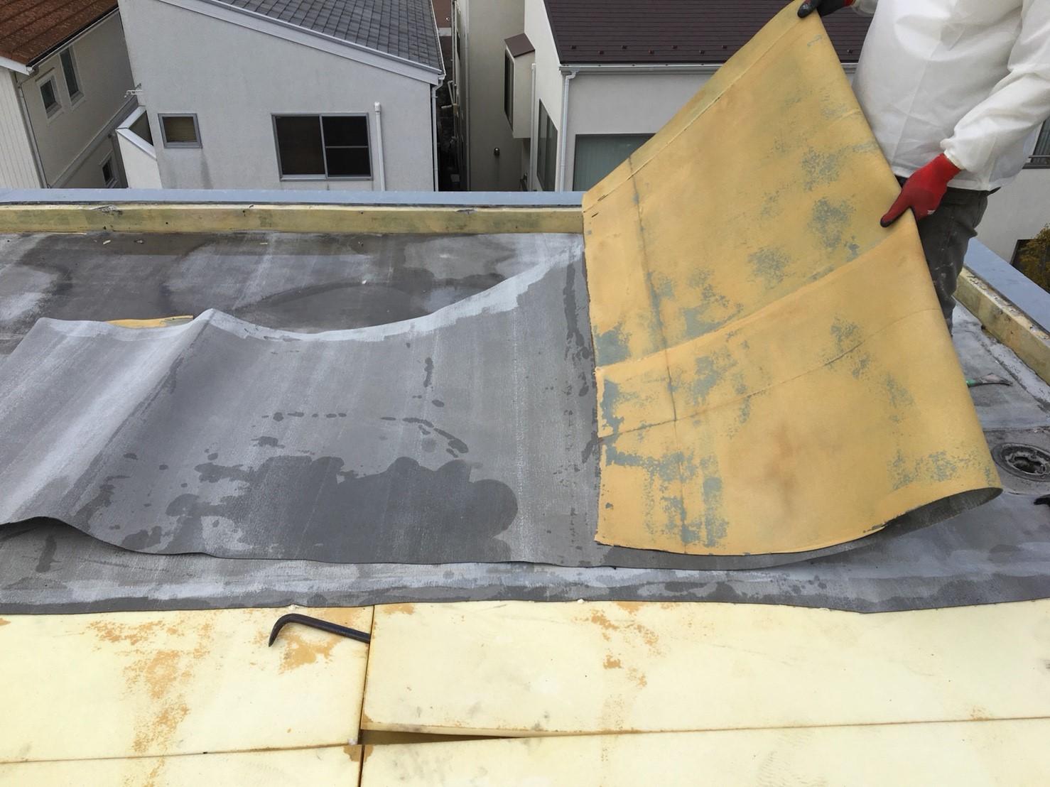 鎌倉市M様 屋上防水工事