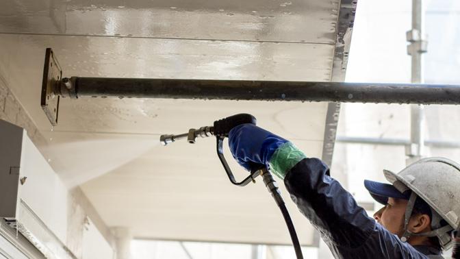 雨漏り防水工事