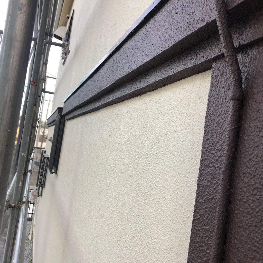 外壁 仕上がり 外壁塗装作業工程