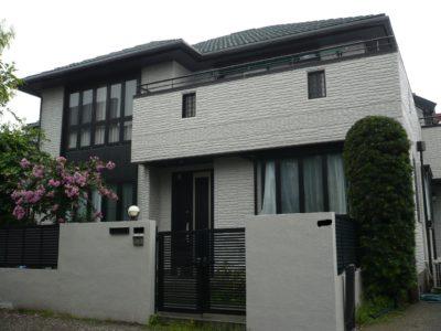藤沢市S様邸 外装工事