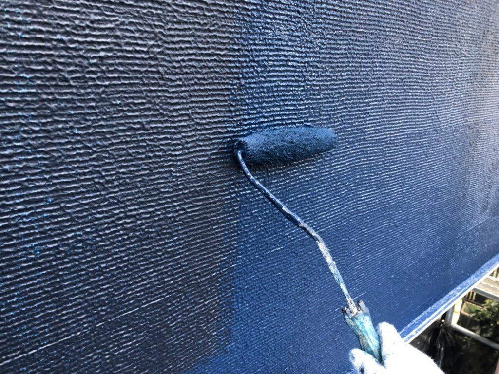 外壁部の仕上げ材塗装